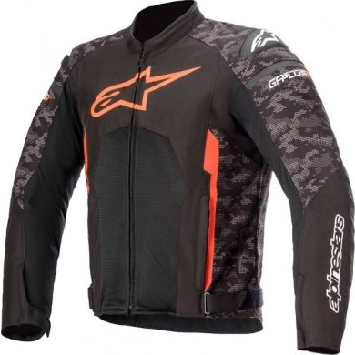 Chaqueta Alpinestars T-GP Plus R V3 Air M Negro/Rojo