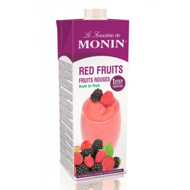 Smoothie 1 Step Frutos Rojos Monin