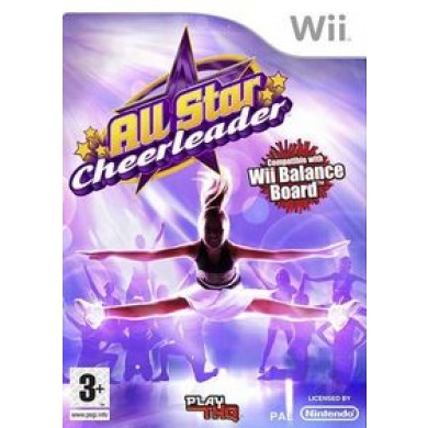 All Star Cheer Wii -