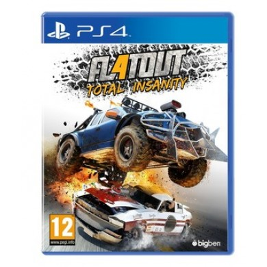 FlatOut 4: Locura Total PS4 -