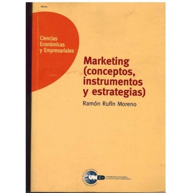 MARKETING (CONCEPTOS INSTRUMENTOS Y ESTRATEGIAS)