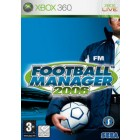 Football Manager 2006 Xbox 360 -