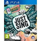 Just Sing Ps4 -