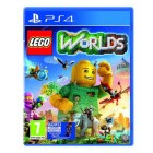 Lego Worlds Ps4 -