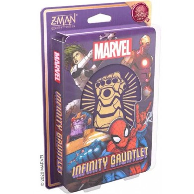 Marvel Infinity Gauntlet: a Love Letter Game