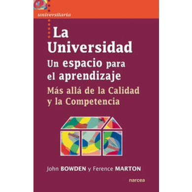 La universidad - Bowden, J.