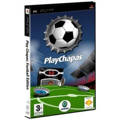 Play Chapas Football Edition Psp -