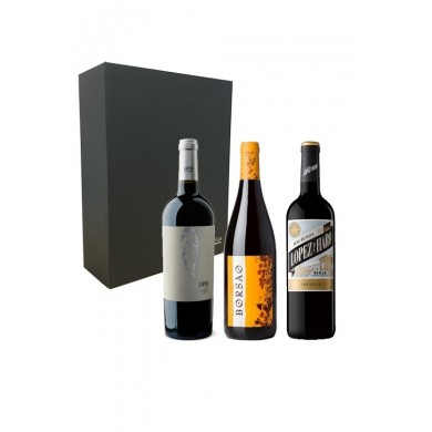 Case Lopez De Haro, Borsao Selection
