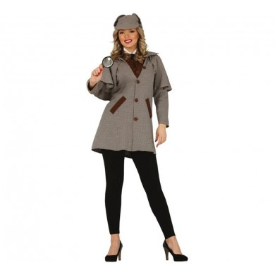 English Detective costume for women