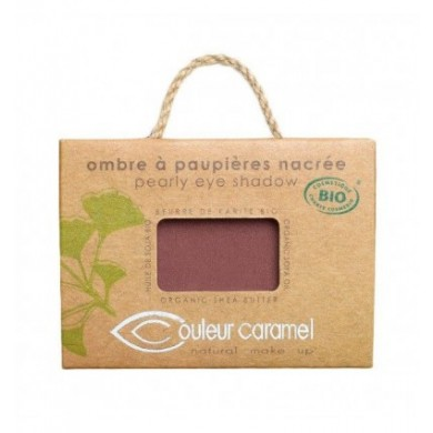 Couleur Caramel Pearly EYE Shadow Nº55